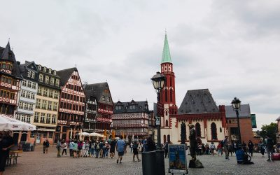 Ein Tag in Frankfurt am Main